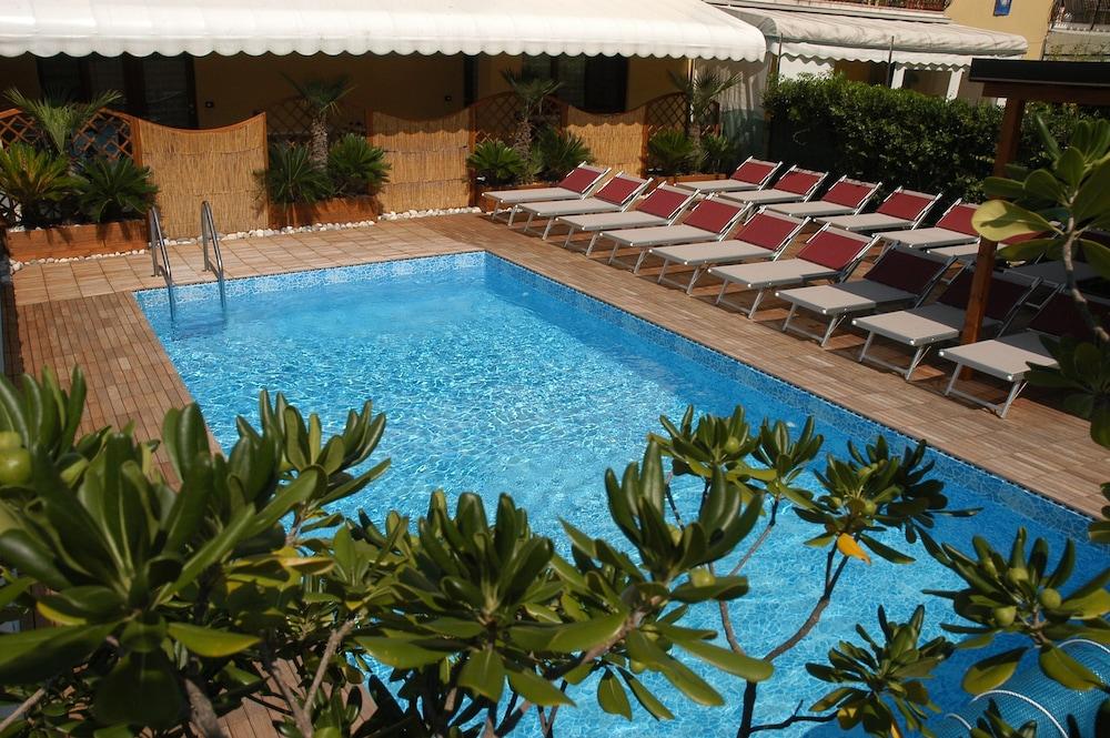Hotel Riviera Caorle Ve Italien