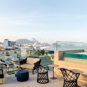 Ritz Copacabana Boutique Hotel