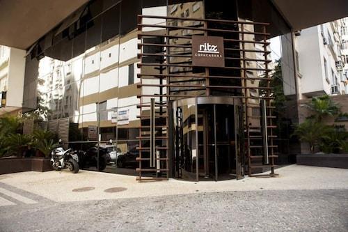 Book ritz copacabana boutique hotel rio de janeiro hotel for Boutique hotel ritz