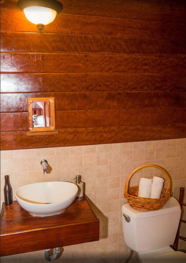 Bathroom, Hotel Eclypse de Mar Acqua Lodge