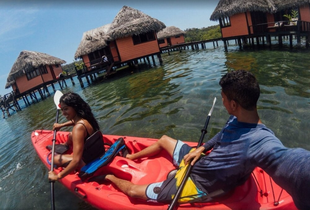 Kayaking, Hotel Eclypse de Mar Acqua Lodge