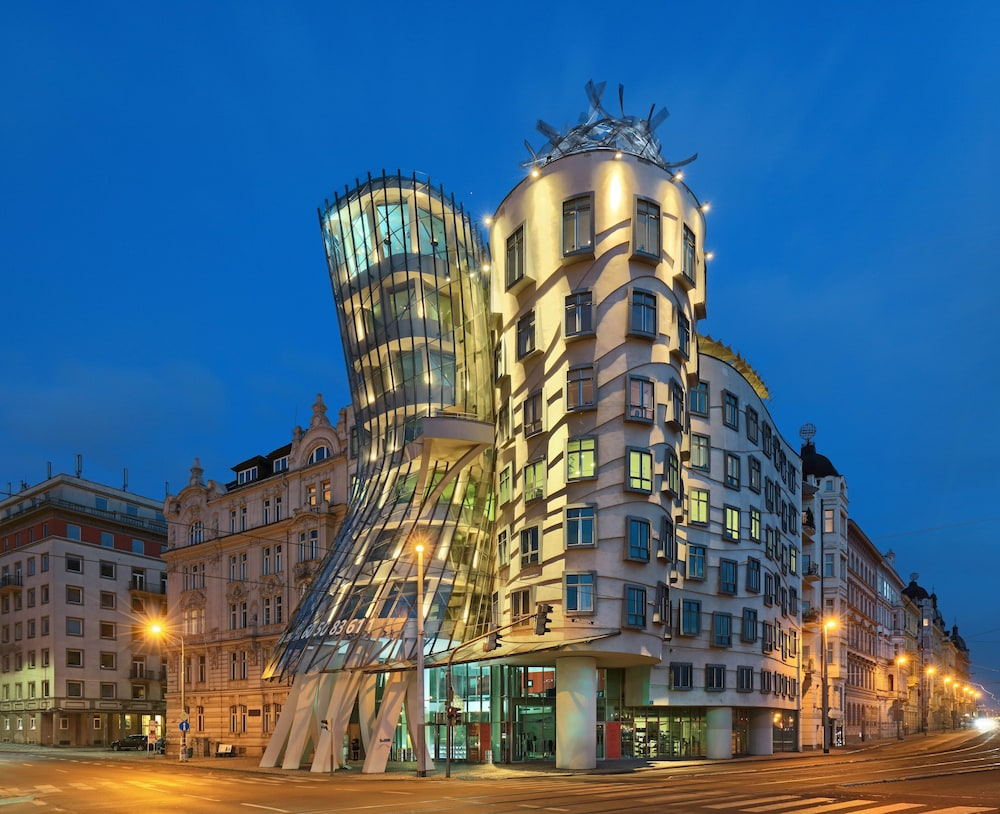 Book Dancing House Hotel Prague Hotel Deals