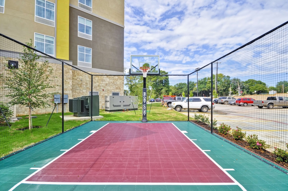 Sport Court, Homewood Suites by Hilton Tyler