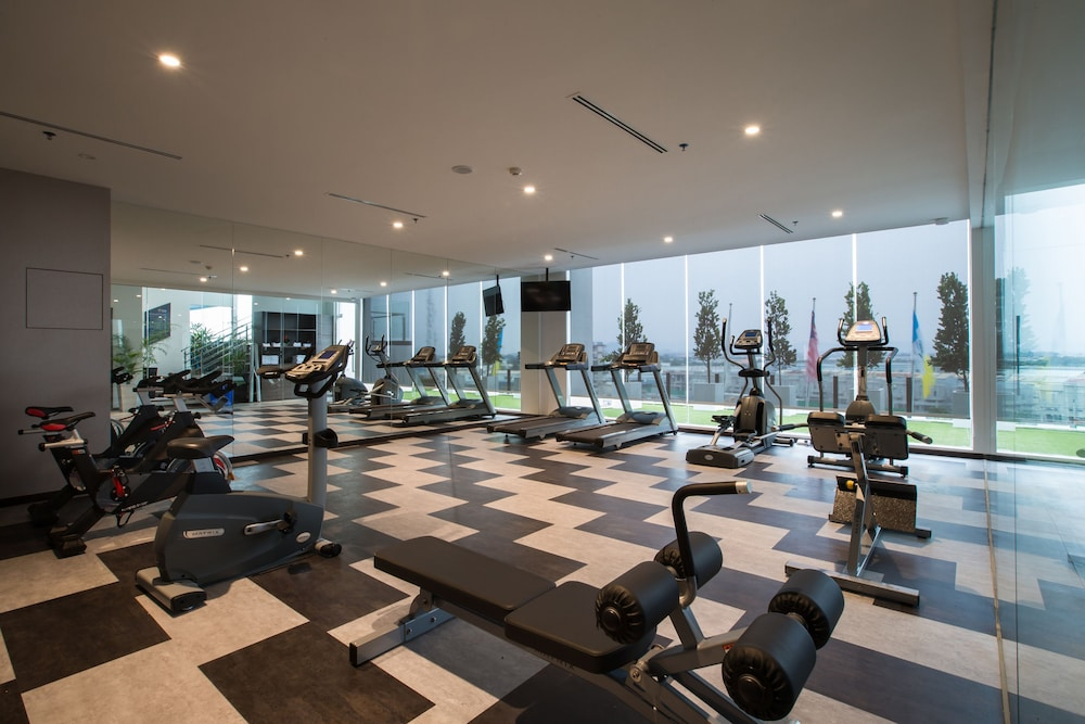 Gym, Iconic Hotel Penang