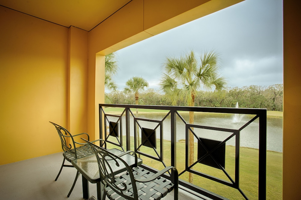 Balcony, Tampa Palms Golf and Country Club