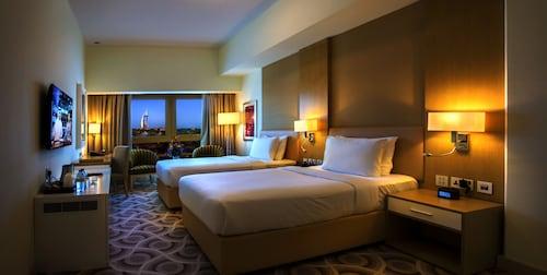 迪拜大都會酒店