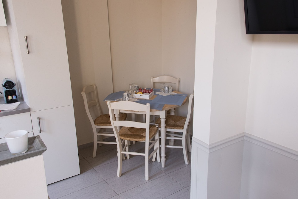 Private Kitchen, Apart - Hotel Saint Georges