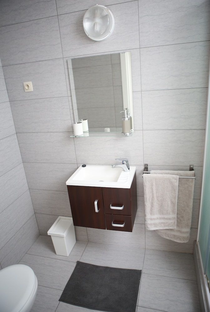 Bathroom, Apart - Hotel Saint Georges