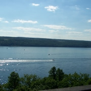 Finger Lakes Waterfall Resort