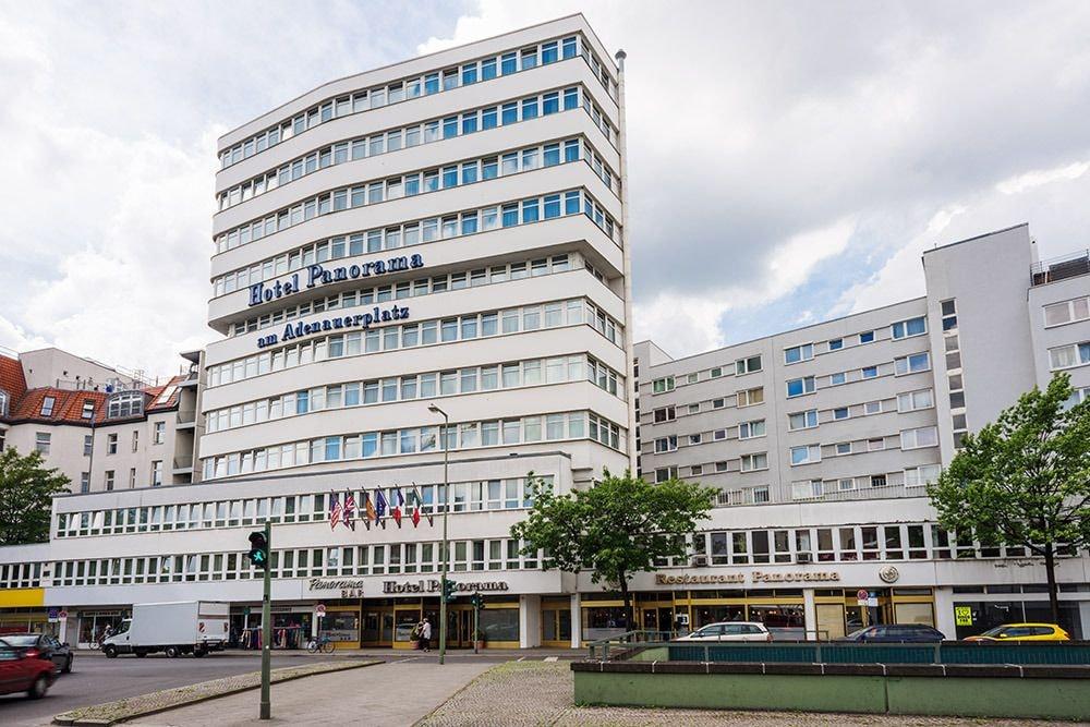 Hotel panorama am adenauerplatz deals reviews berlin for Hotel panorama