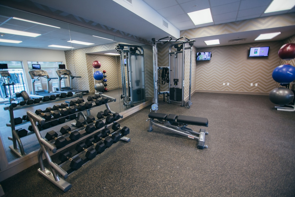 Gym, Residence Inn by Marriott Austin Airport