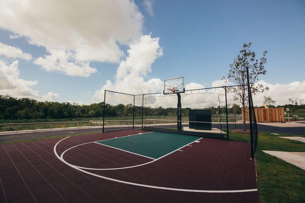 Basketball Court, Residence Inn by Marriott Austin Airport