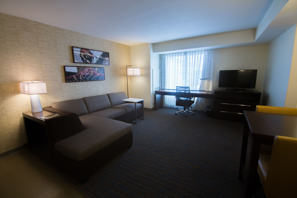 Living Area, Residence Inn by Marriott Austin Airport
