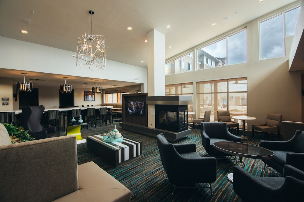Lobby Lounge, Residence Inn by Marriott Austin Airport