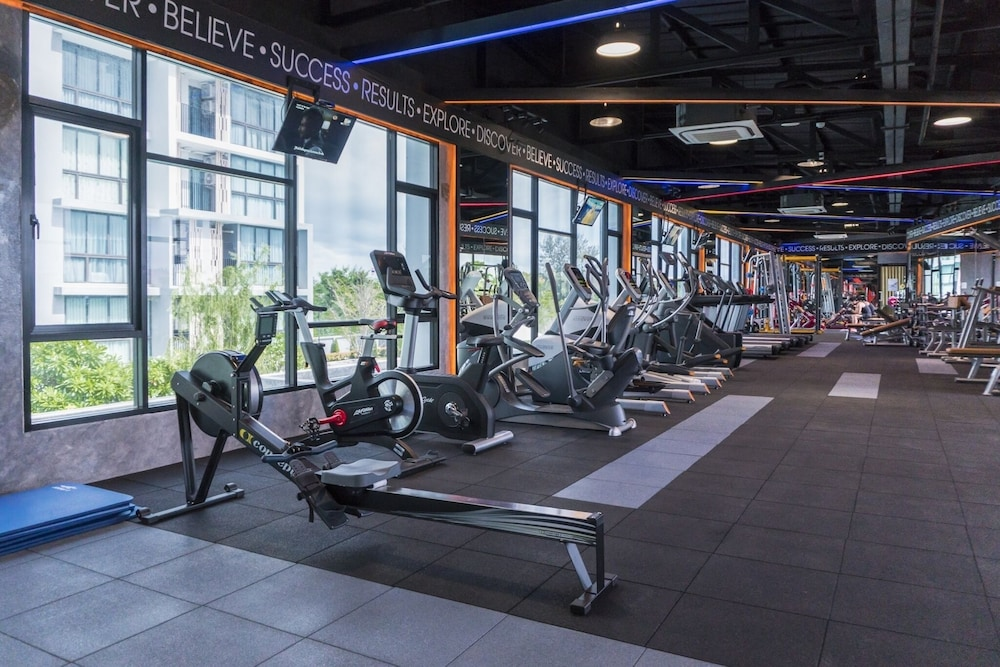 Fitness Facility, Connext Residence