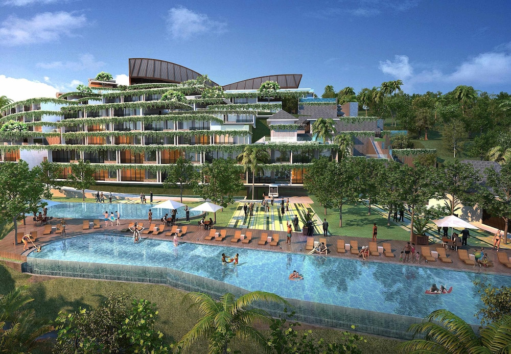 Book renaissance bali uluwatu resort spa ungasan hotel for Bali indonesia hotels 5 star