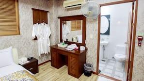 객실 내 금고, 방음 설비, 무료 WiFi
