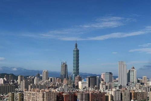 View from Property, amba Taipei SongShan