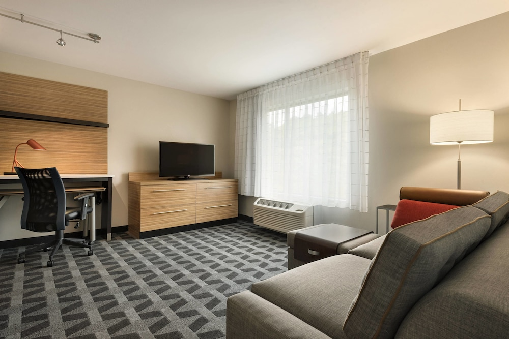 Room, TownePlace Suites Pittsburgh Airport/Robinson Township
