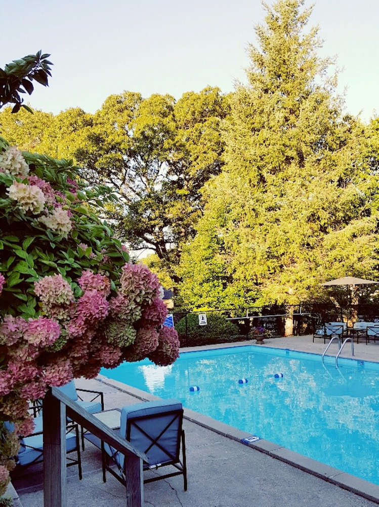 Outdoor Pool, Starlight Lodge Cape Cod