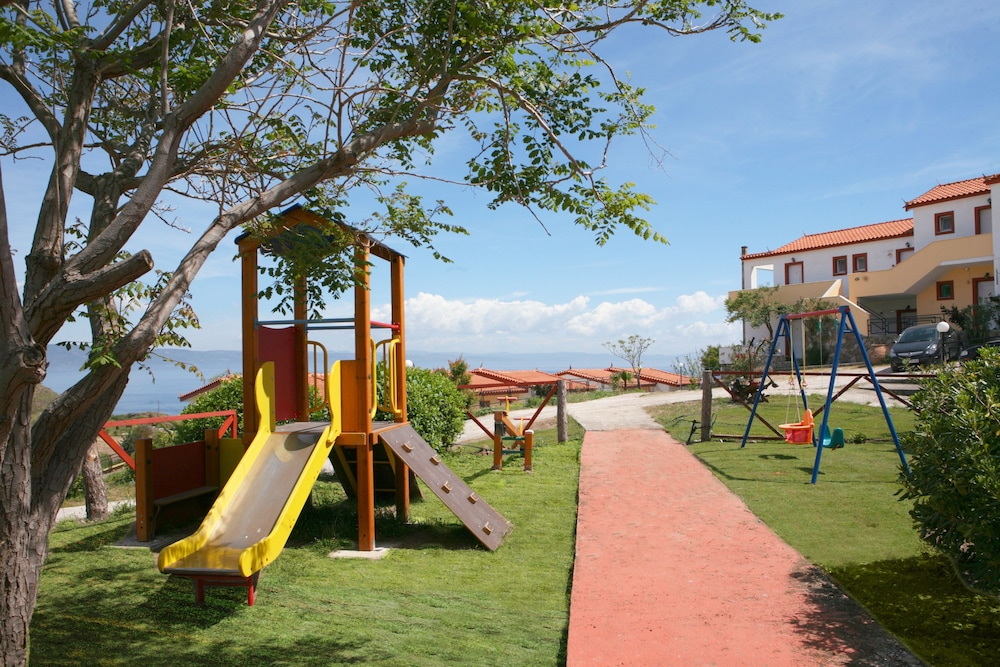 Children's Play Area - Outdoor, Belvedere Aeolis Hotel