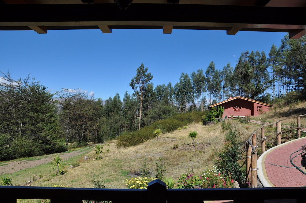 View from Room, Copacabaña Lodge