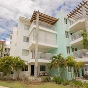Private BeachFront Community Wi Fi 2 Br condo by RedAwning