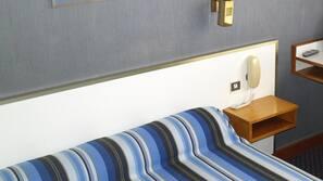 Minibar, bureau, lits bébés (en supplément), Wi-Fi gratuit