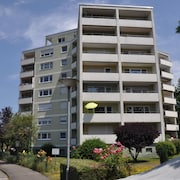 Apt in Kressbronn am Bodensee 6461 1 Br apts by RedAwning