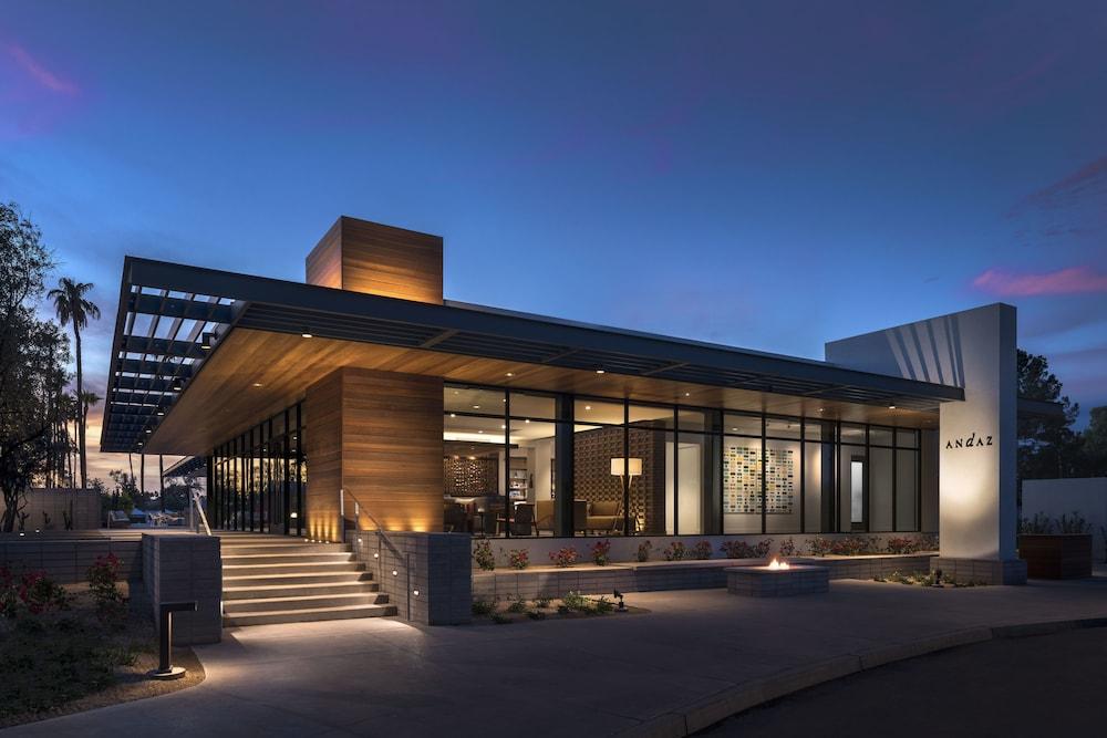 andaz scottsdale resort spa in phoenix hotel rates reviews on orbitz. Black Bedroom Furniture Sets. Home Design Ideas