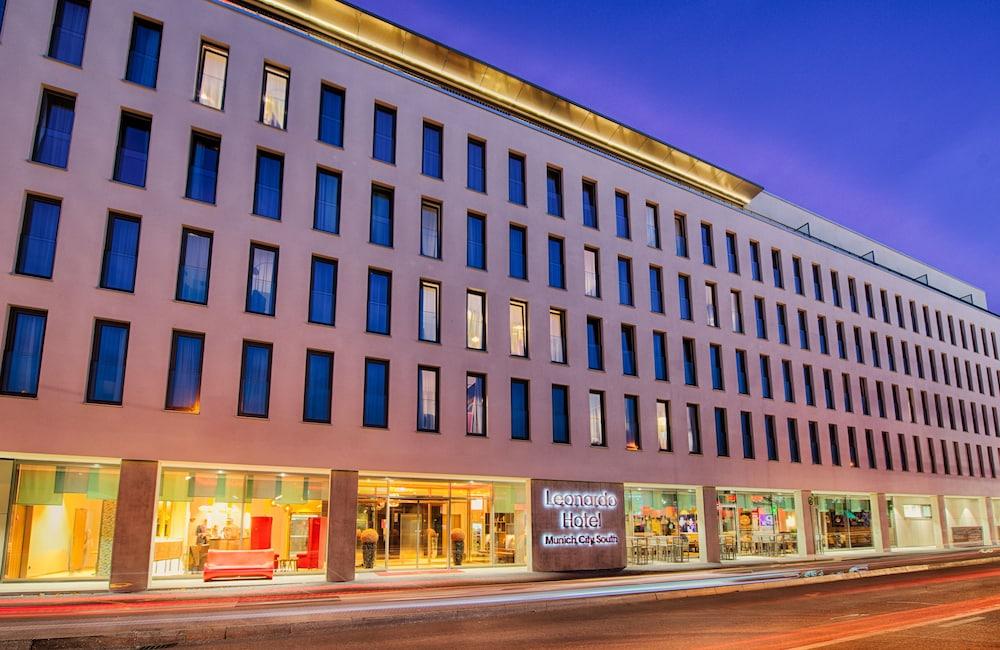 Email Leonardo Hotel Munich City South