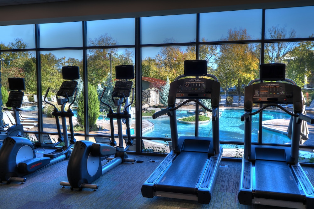 Fitness Facility, Courtyard by Marriott Pigeon Forge