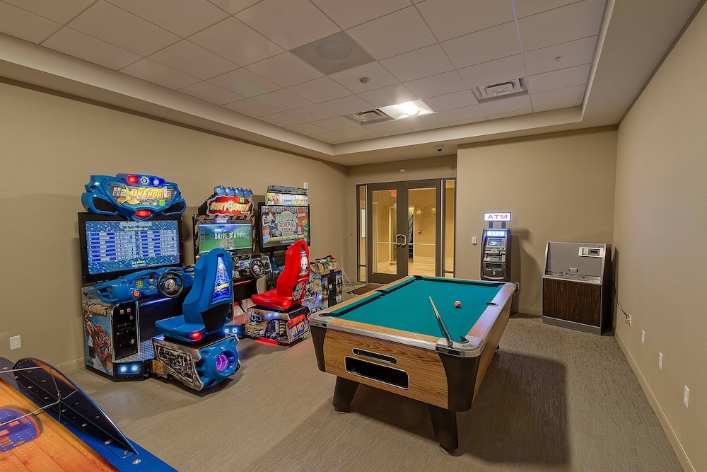 Game Room, Courtyard by Marriott Pigeon Forge