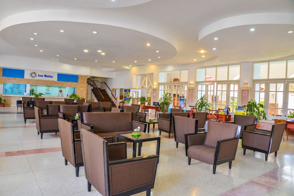 Lobby Sitting Area, Be Live Experience Las Morlas All Inclusive
