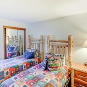 Sierra Megeve with Best Location in Mammoth 2 Br condo by RedAwning
