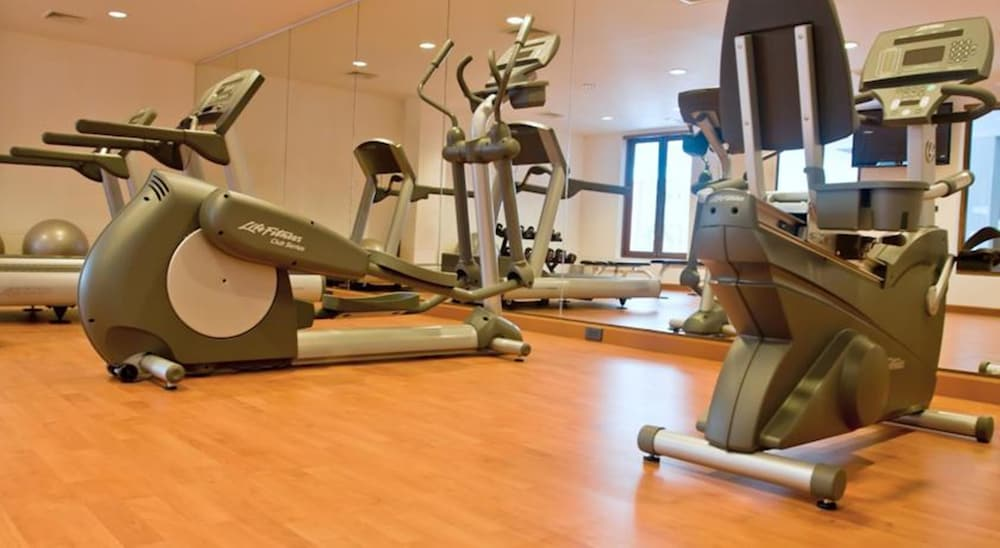 Fitness Facility, Hansar Samui Resort & Spa