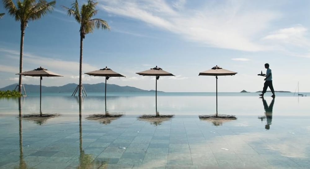 Pool, Hansar Samui Resort & Spa