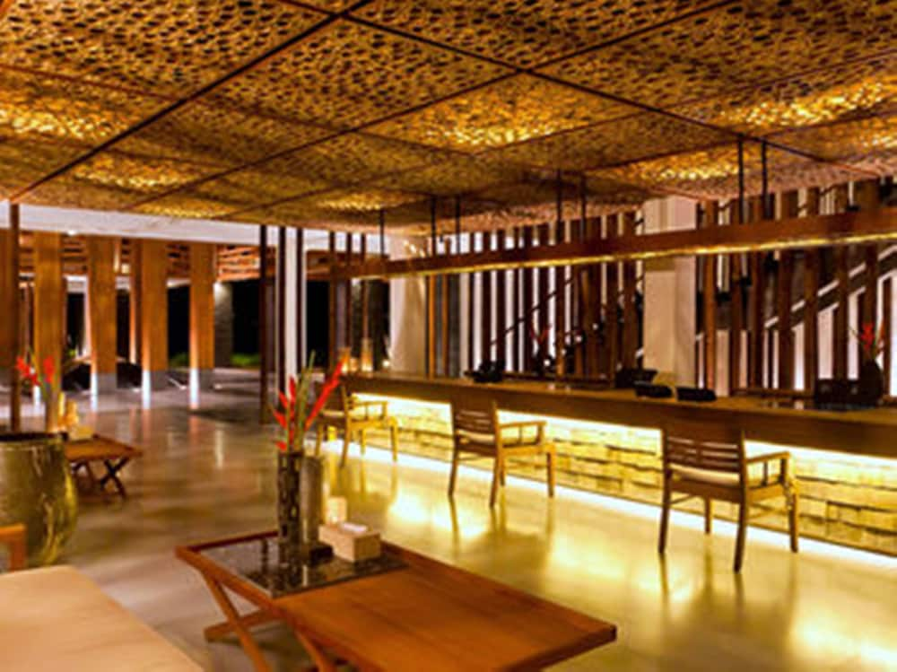 Reception, Hansar Samui Resort & Spa