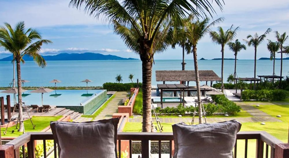 View from Room, Hansar Samui Resort & Spa
