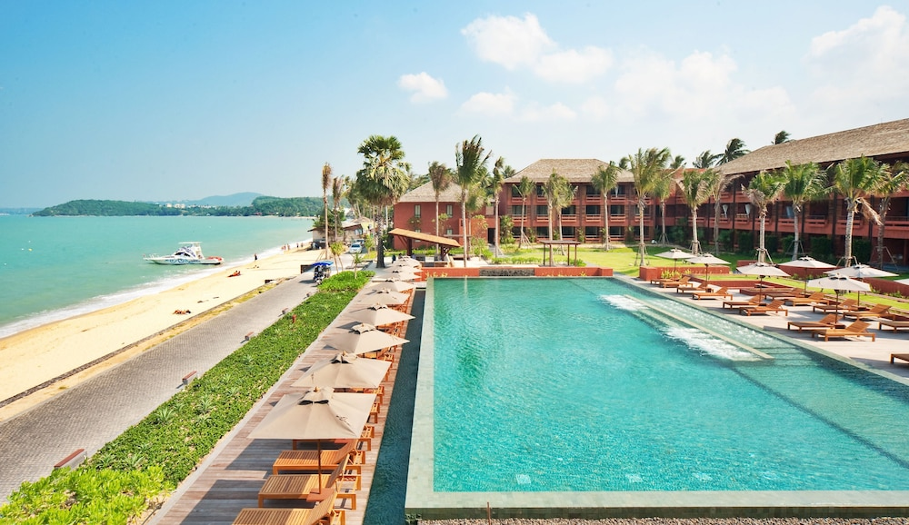 Outdoor Pool, Hansar Samui Resort & Spa