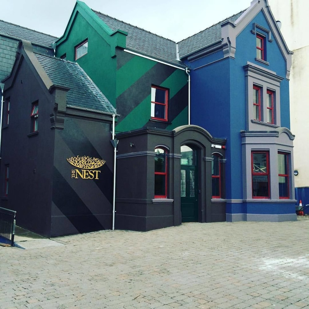 The nest boutique hostel galway irl great rates at expedia exterior solutioingenieria Choice Image