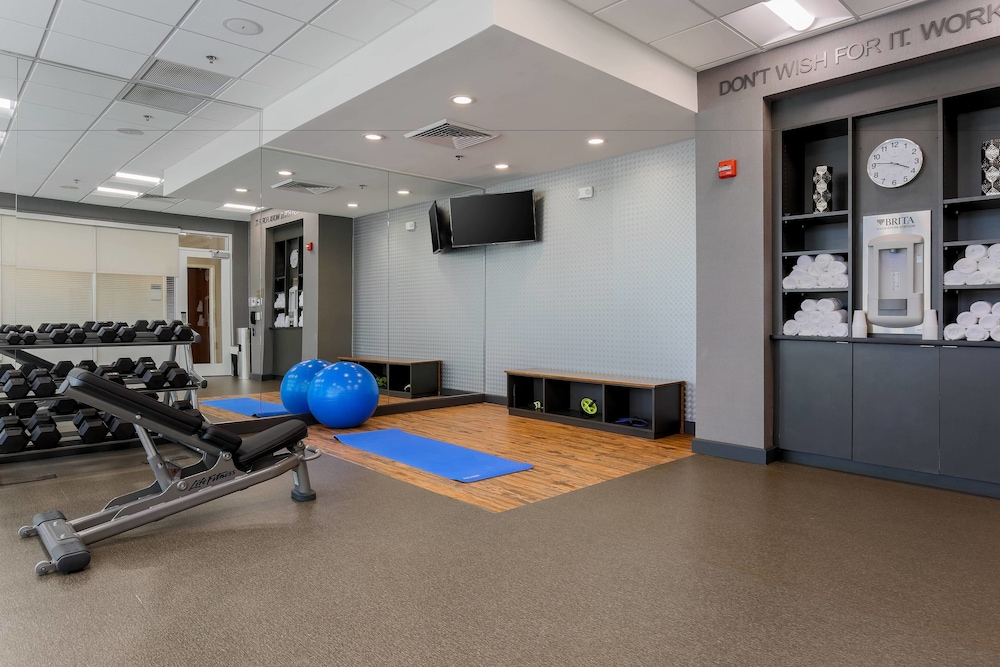 Sports Facility, Fairfield Inn & Suites Alexandria