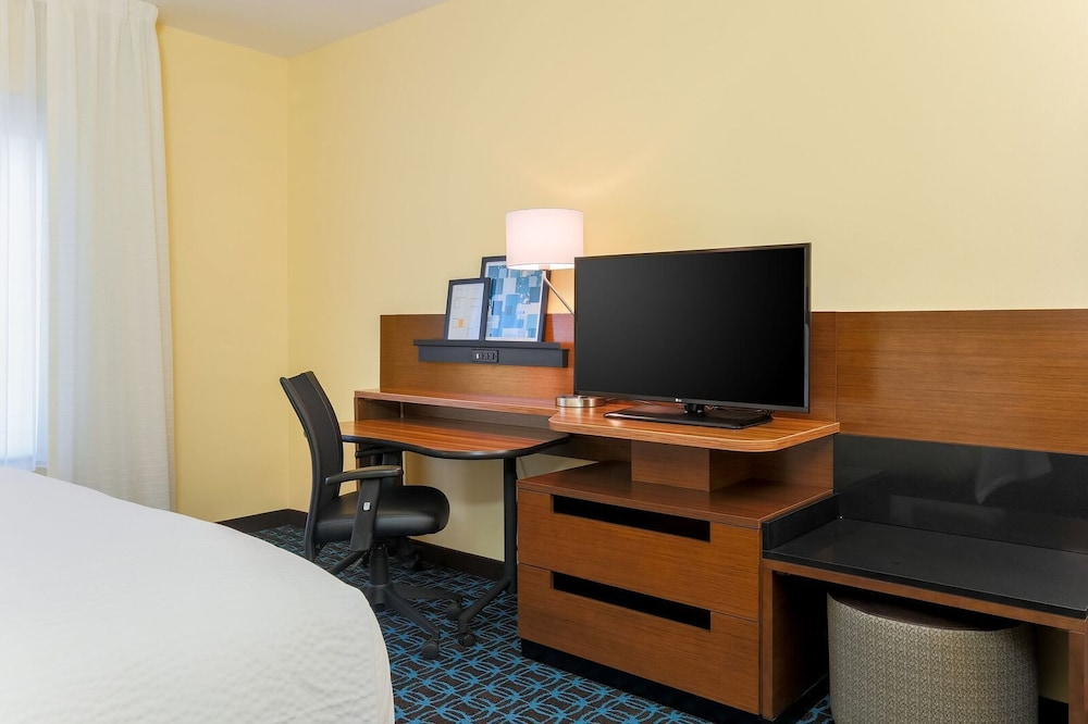 Room Amenity, Fairfield Inn & Suites Alexandria
