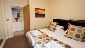 1 bedroom, soundproofing