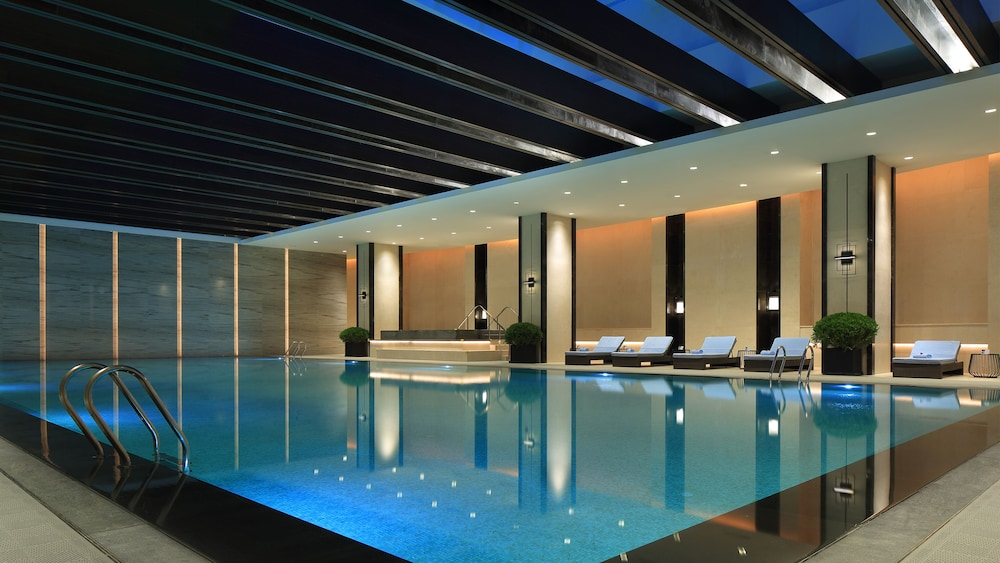 Intercontinental shanghai hongqiao necc 2018 room prices from 92 deals reviews expedia for China fleet club swimming pool prices