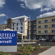 Fairfield Inn & Suites by Marriott Geneva Finger Lakes