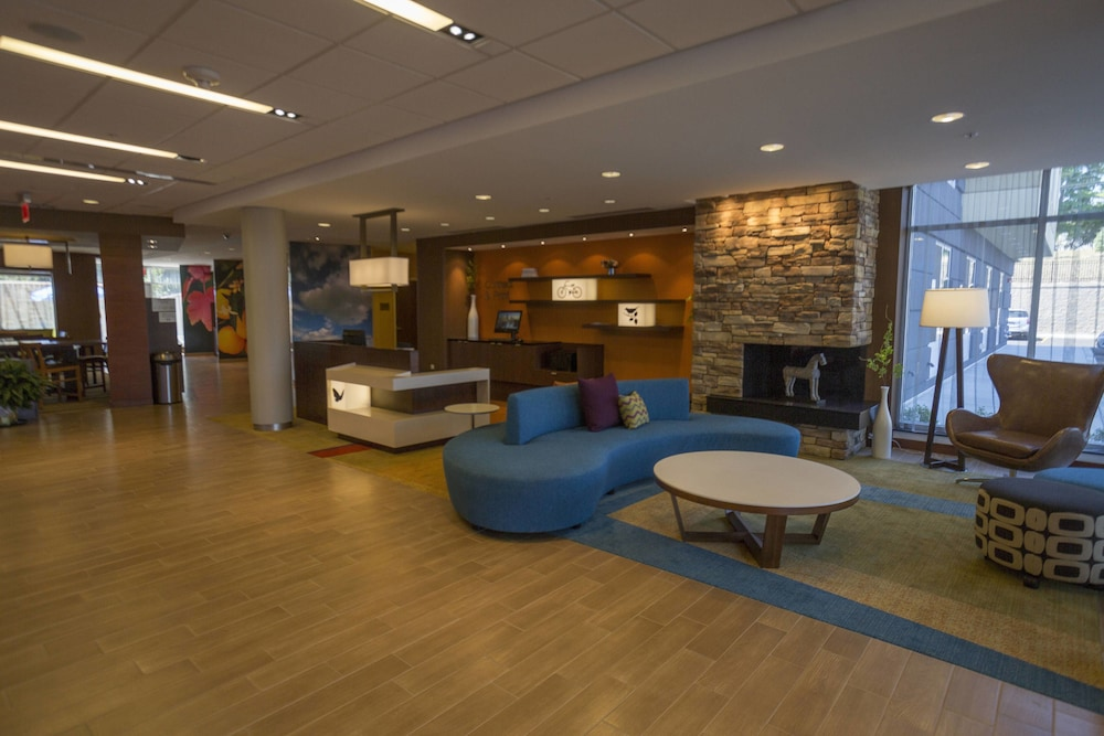 Street View Featured Image Lobby ... & Fairfield Inn u0026 Suites by Marriott Geneva Finger Lakes: 2018 Room ...