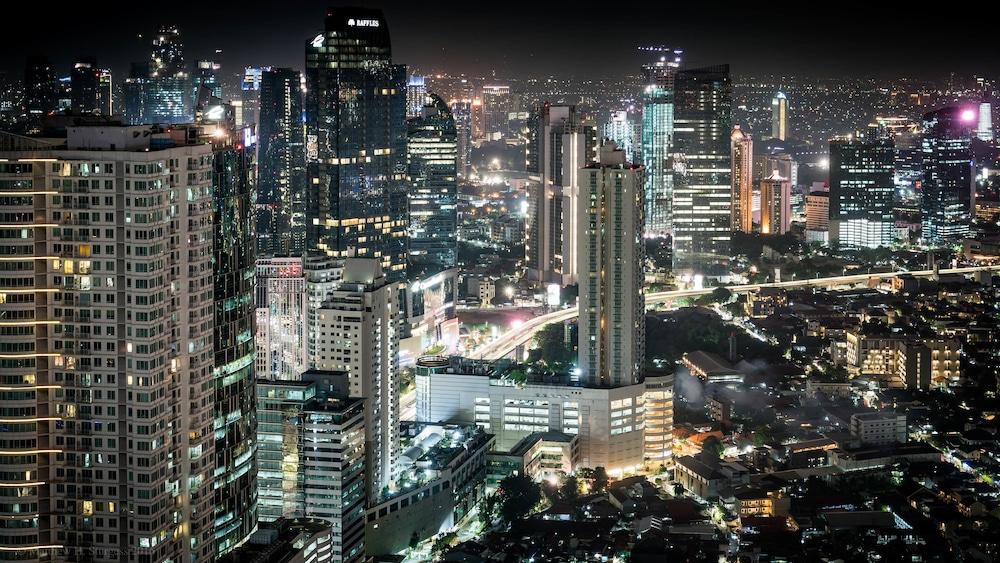 The Westin Jakarta Jakarta Idn Airasiago