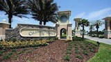 Facing Pool Home in Golfing Community 6 Br home by RedAwning - Champions Gate Hotels