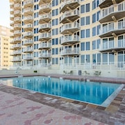 Daytona Shores Club 1101 3 Br condo by RedAwning